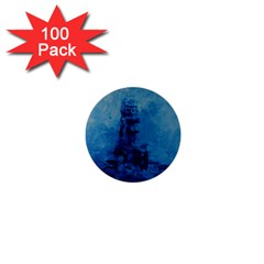 Lost At Sea 1  Mini Buttons (100 pack)