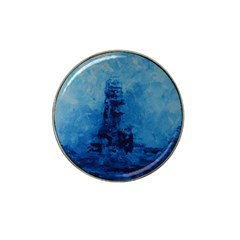 Lost At Sea Hat Clip Ball Marker (10 pack)