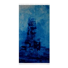 Lost At Sea Shower Curtain 36  x 72  (Stall)
