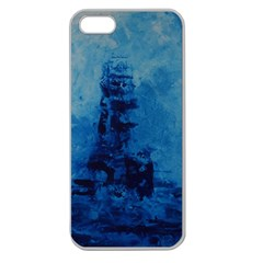 Lost At Sea Apple Seamless iPhone 5 Case (Clear)