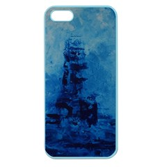 Lost At Sea Apple Seamless iPhone 5 Case (Color)