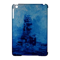 Lost At Sea Apple iPad Mini Hardshell Case (Compatible with Smart Cover)