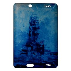 Lost At Sea Kindle Fire HD (2013) Hardshell Case