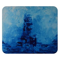 Lost At Sea Double Sided Flano Blanket (small)