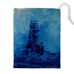 Lost At Sea Drawstring Pouches (XXL)