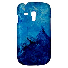 Waves Samsung Galaxy S3 MINI I8190 Hardshell Case