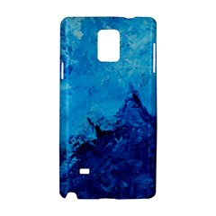Waves Samsung Galaxy Note 4 Hardshell Case