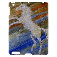 Unicorn In The Sky  Apple iPad 3/4 Hardshell Case