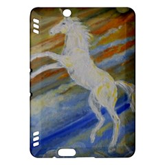 Unicorn In The Sky  Kindle Fire HDX Hardshell Case