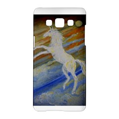 Unicorn In The Sky  Samsung Galaxy A5 Hardshell Case