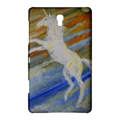 Unicorn In The Sky  Samsung Galaxy Tab S (8 4 ) Hardshell Case