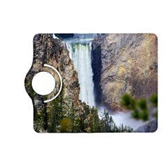 YELLOWSTONE WATERFALL Kindle Fire HD (2013) Flip 360 Case