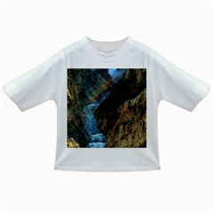 YELLOWSTONE LOWER FALLS Infant/Toddler T-Shirts