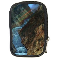 YELLOWSTONE LOWER FALLS Compact Camera Cases