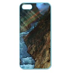 YELLOWSTONE LOWER FALLS Apple Seamless iPhone 5 Case (Color)