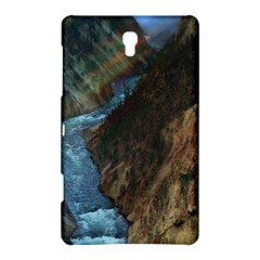 Yellowstone Lower Falls Samsung Galaxy Tab S (8 4 ) Hardshell Case