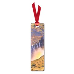 WATERFALL AFRICA ZAMBIA Small Book Marks