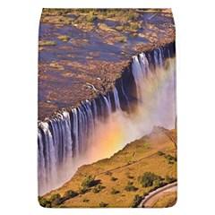 WATERFALL AFRICA ZAMBIA Flap Covers (L)