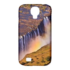 WATERFALL AFRICA ZAMBIA Samsung Galaxy S4 Classic Hardshell Case (PC+Silicone)