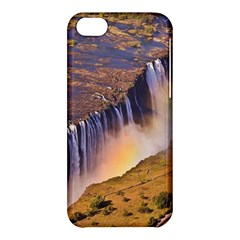 WATERFALL AFRICA ZAMBIA Apple iPhone 5C Hardshell Case