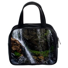 WATERFALL Classic Handbags (2 Sides)