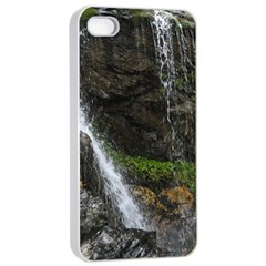 Waterfall Apple Iphone 4/4s Seamless Case (white)