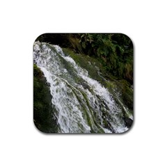 WATER OVERFLOW Rubber Coaster (Square)