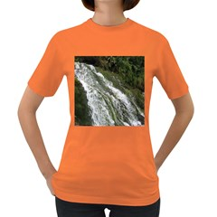 WATER OVERFLOW Women s Dark T-Shirt