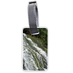 WATER OVERFLOW Luggage Tags (One Side)