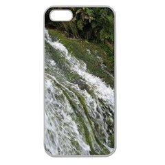 WATER OVERFLOW Apple Seamless iPhone 5 Case (Clear)