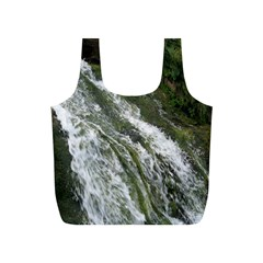 WATER OVERFLOW Full Print Recycle Bags (S)