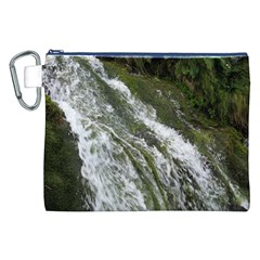 WATER OVERFLOW Canvas Cosmetic Bag (XXL)