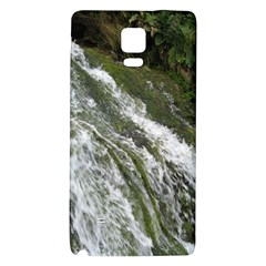 WATER OVERFLOW Galaxy Note 4 Back Case