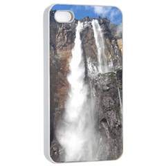 SALTO DEL ANGEL Apple iPhone 4/4s Seamless Case (White)