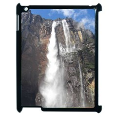SALTO DEL ANGEL Apple iPad 2 Case (Black)