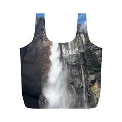 SALTO DEL ANGEL Full Print Recycle Bags (M)