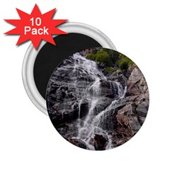 MOUNTAIN WATERFALL 2.25  Magnets (10 pack)