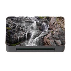 Mountain Waterfall Memory Card Reader With Cf