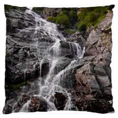 MOUNTAIN WATERFALL Large Cushion Cases (Two Sides)