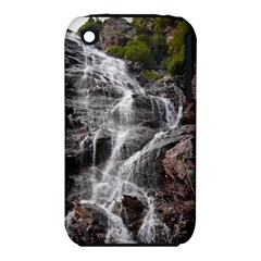 MOUNTAIN WATERFALL Apple iPhone 3G/3GS Hardshell Case (PC+Silicone)
