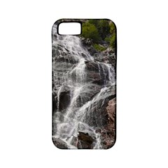 MOUNTAIN WATERFALL Apple iPhone 5 Classic Hardshell Case (PC+Silicone)