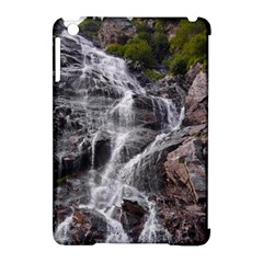 MOUNTAIN WATERFALL Apple iPad Mini Hardshell Case (Compatible with Smart Cover)