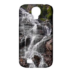 MOUNTAIN WATERFALL Samsung Galaxy S4 Classic Hardshell Case (PC+Silicone)