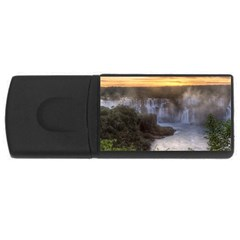 IGUAZU FALLS USB Flash Drive Rectangular (2 GB)