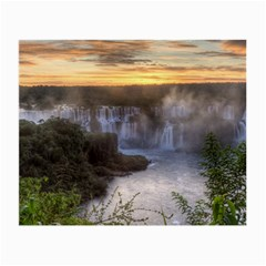 IGUAZU FALLS Small Glasses Cloth (2-Side)