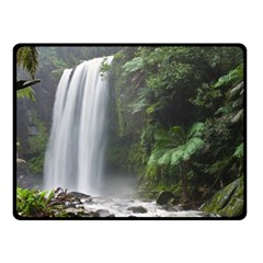HOPETOUN FALLS Double Sided Fleece Blanket (Small)