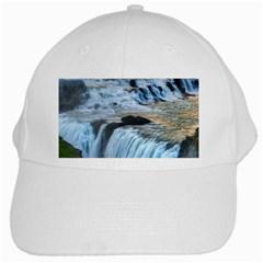 GULLFOSS WATERFALLS 2 White Cap