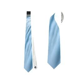 Gullfoss Waterfalls 2 Neckties (one Side)