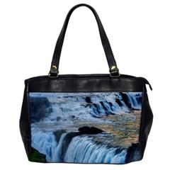 GULLFOSS WATERFALLS 2 Office Handbags