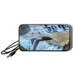 GULLFOSS WATERFALLS 2 Portable Speaker (Black)